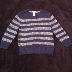 Janie and Jack Toddler boys 3T sweater